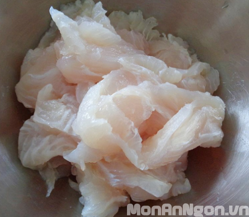 Cách làm món súp cá quả ngon 3
