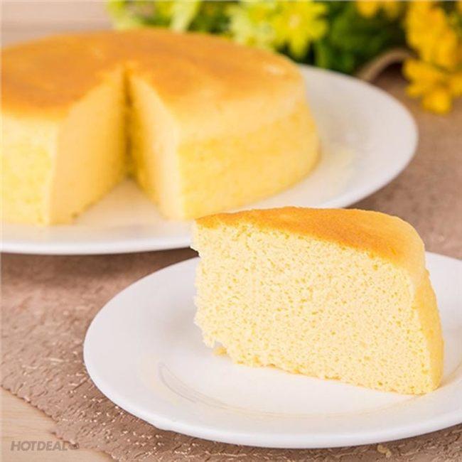 Cách làm bánh bông lan mịn ngon đúng chuẩn