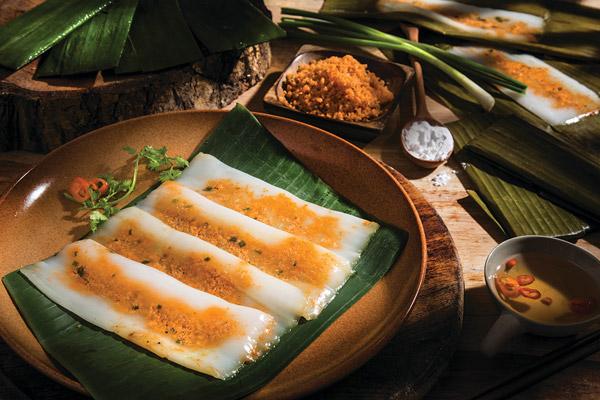 Tự làm bánh Nậm xứ Huế thơm ngon