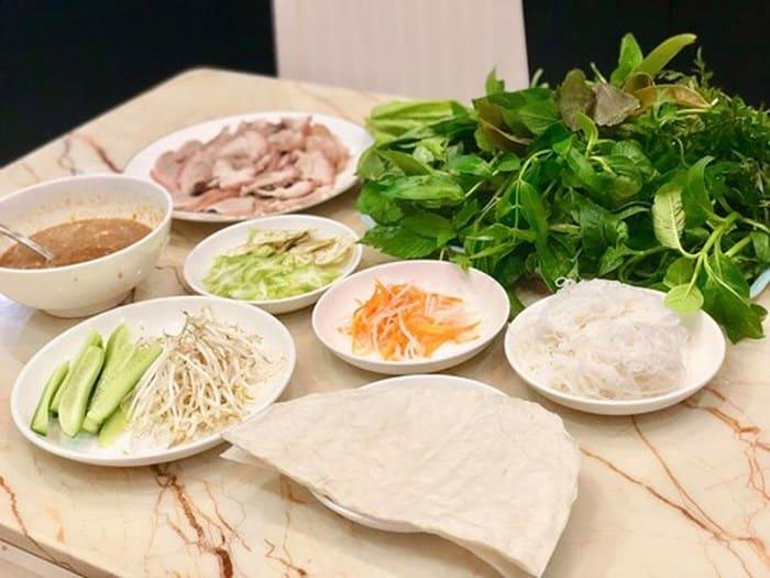 4 món cuốn được ưa chuộng nhất Sài Gòn