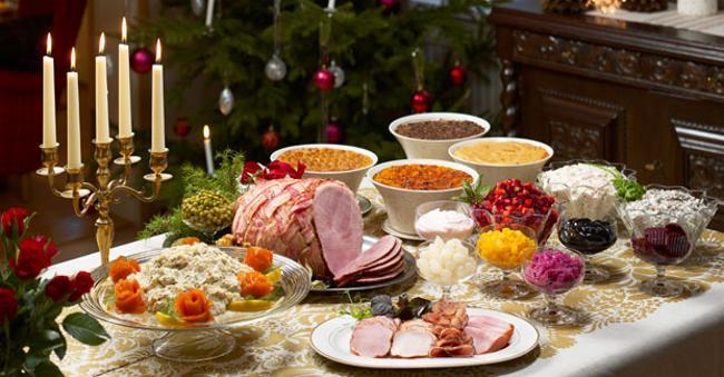 Những nét đặc trưng trong bữa tiệc giáng sinh trên khắp thế giới