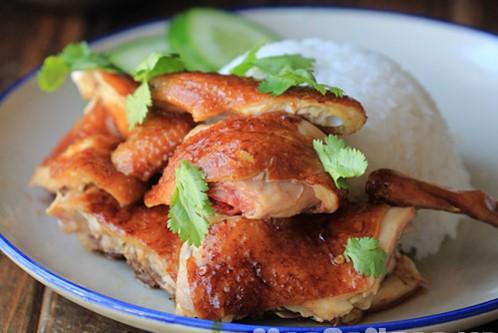 Cách làm món gà om ngũ vị