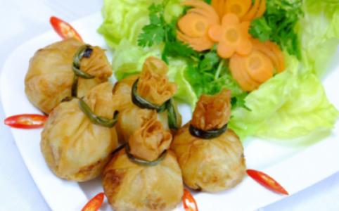 Hướng dẫn làm món nem khoai tây