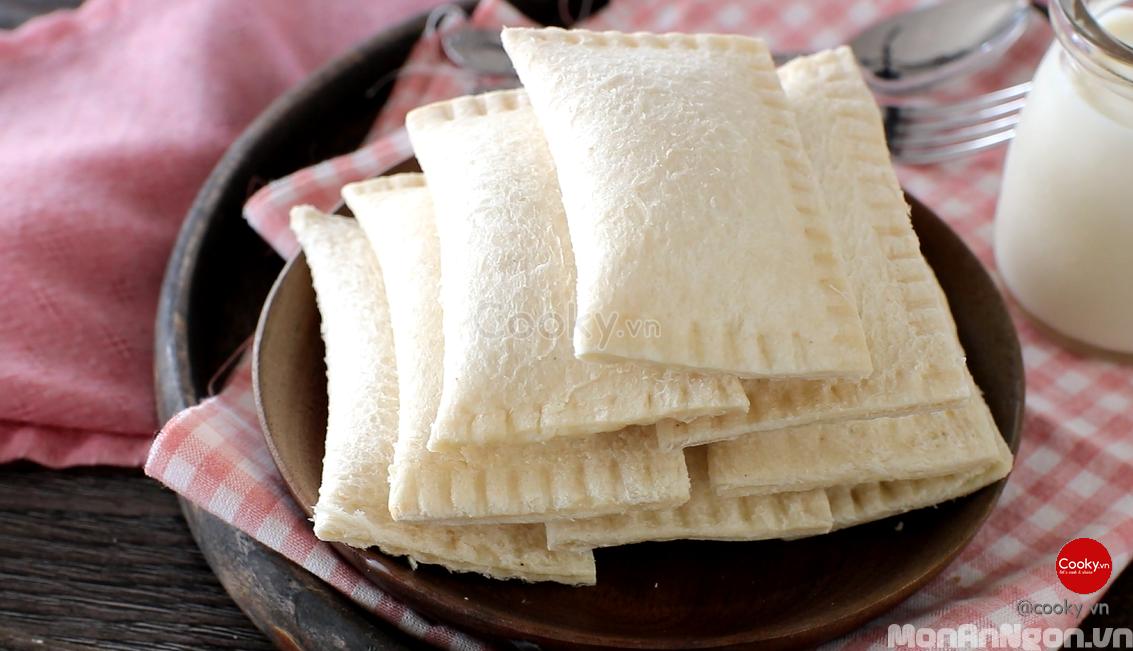 Tự tay làm bánh sữa chua Đài Loan ngay tại nhà