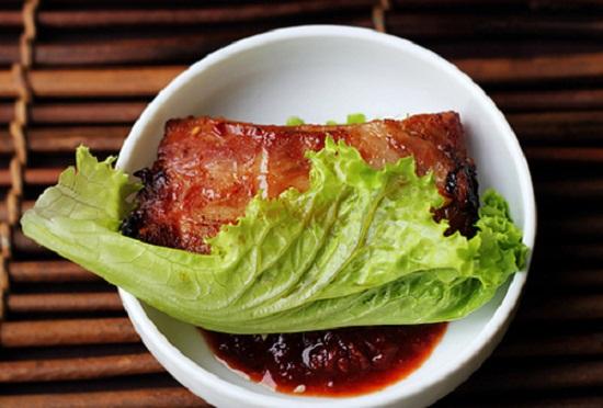Món ngon cuối tuần: Sườn nướng kiểu Hàn