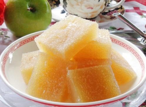 Cách làm thạch táo ngon tại nhà