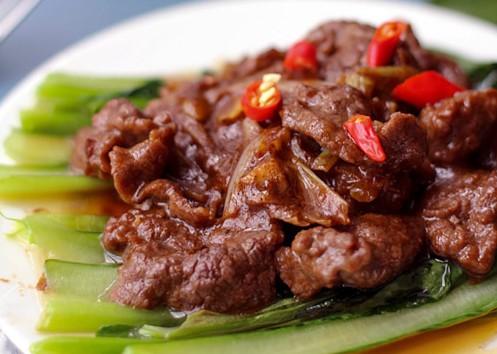 Cách làm thịt bò sốt sa tế