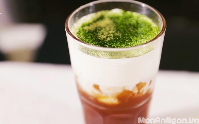 Hướng dẫn làm trà đen macchiato chuẩn vị thơm ngon