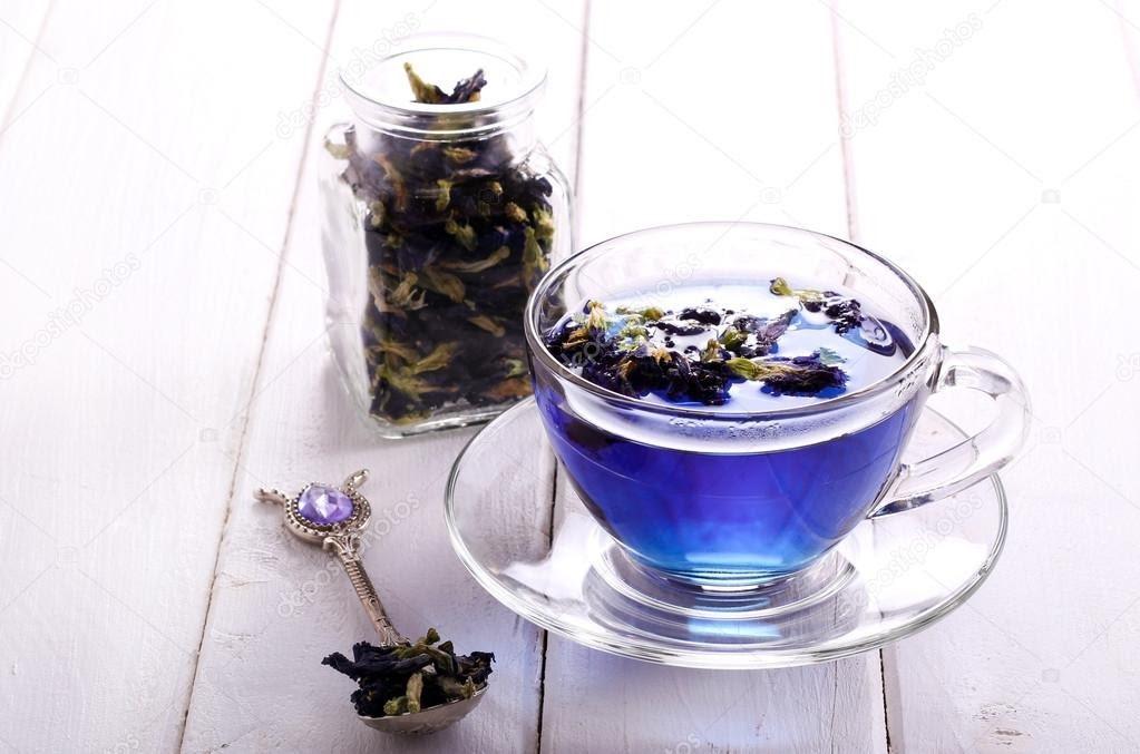Hướng dẫn làm trà hoa đậu biếc giải nhiệt mùa hè