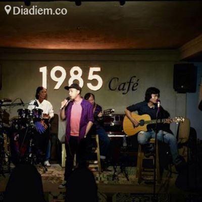 1985 Coffee – Live Music