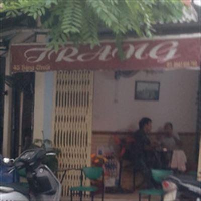 Trang Cafe – Hàng Chuối