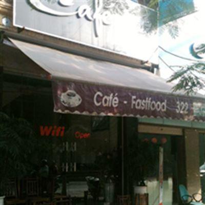 Cafe Fastfood – Lạc Long Quân