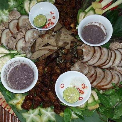 Thịt Chó Mẹt – Dương Đình Nghệ