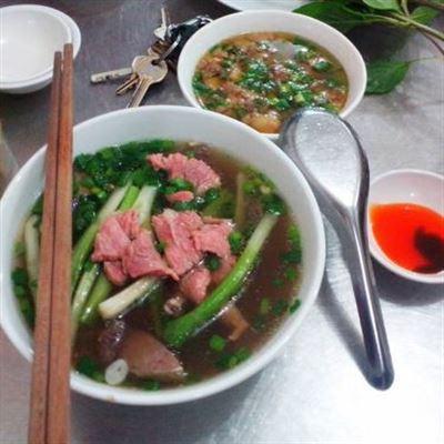 Trần Mạnh – Phở Bò Nam Định