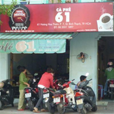 61 Cafe – Hoàng Hoa Thám