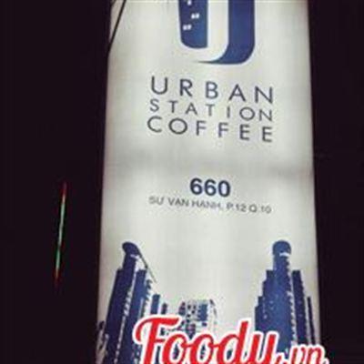 Urban Station Coffee Takeaway – Sư Vạn Hạnh