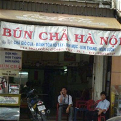 Bún Chả Hà Nội – Nguyễn Công Trứ
