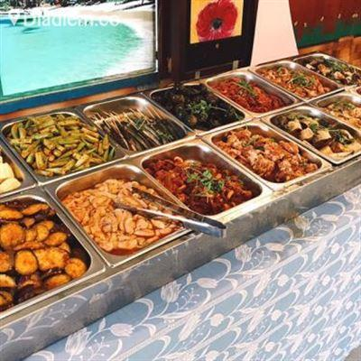 Bách Hoa Viên – Buffet Món Nướng