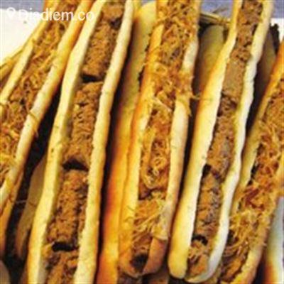 Bánh Mì Que Tứ Hải – Núi Thành