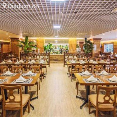 Buffet Sen Xanh – Blue Lotus Center