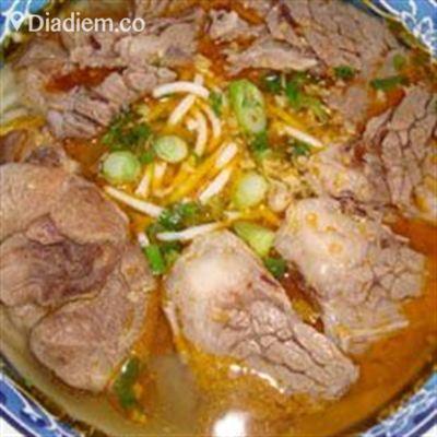 Bún Bò – Nguyễn Văn Thoại