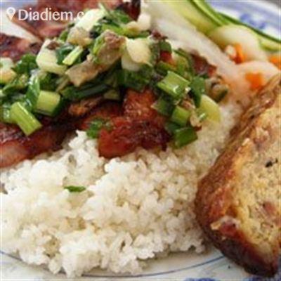 Cơm Tấm Sài Gòn – Hà Huy Tập
