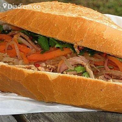Lịnh – Bánh Mì Bì