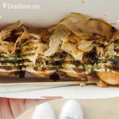 Takoyaki Chochin – Thích Quảng Đức