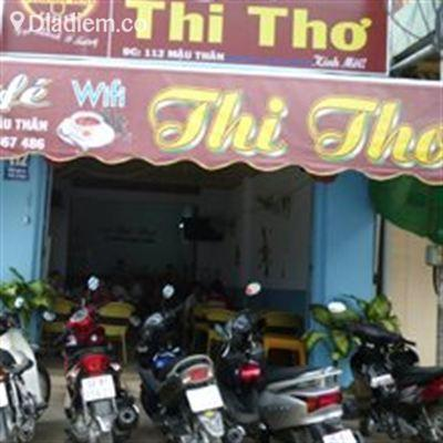 Thi Thơ Cafe