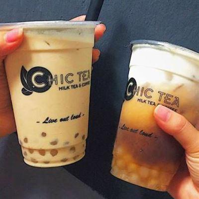 Chic – Tea & Coffee