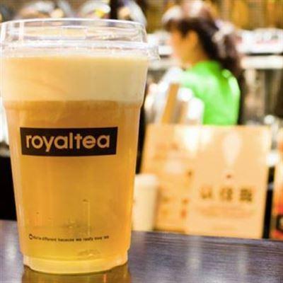 Royaltea – Trà Sữa Hồng Kông – An Dương Vương