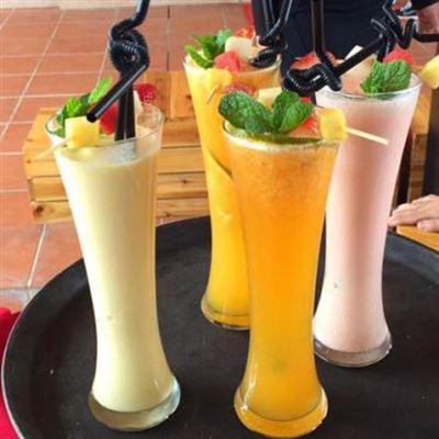 Sky Coffee – Khách Sạn Thiên Hải