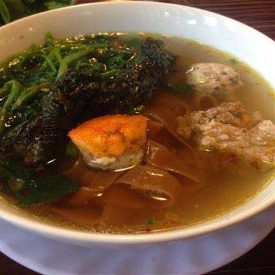 Thong Dong – Miến & Bánh Đa Cua Đồng