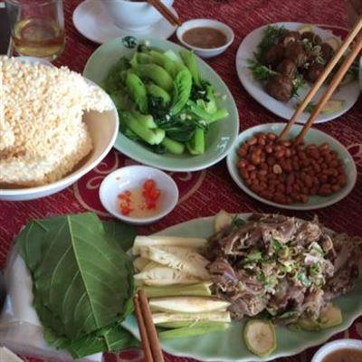 Thanh Xuân – Dê Núi, Gà Đồi & Cá Sông