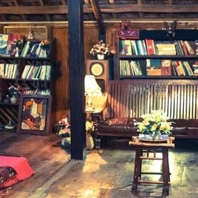 The Wood House – Cà Phê Nhà Sàn