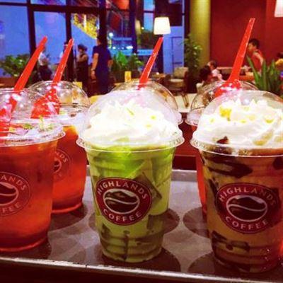 Highland Coffee – Vincom Shophouse Thanh Hóa