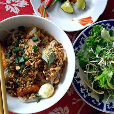 Cao Lầu & Mì Quảng Bích