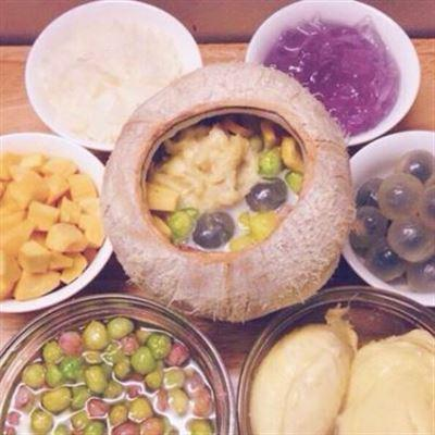 Chè Trái Dừa – Nguyễn Đình Chiểu