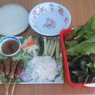 Nem Nướng – Phan Bội Châu