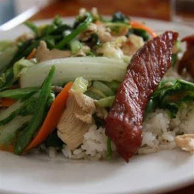 Cơm, Phở Trung Anh