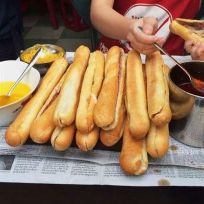 Bánh Mì  Que Đà Nẵng – Thị Trấn Thổ Tang