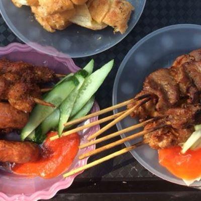Trà Chanh & Xiên Nướng