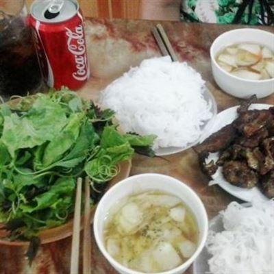 Bún Chả Lạng Sính – Nguyễn Thái Học
