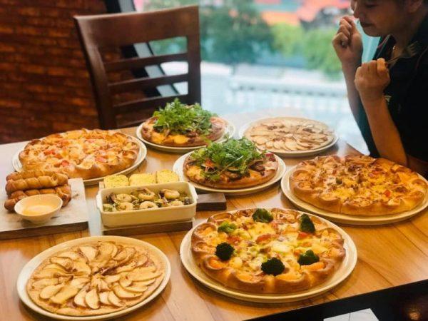 Top 10 quán pizza ngon nhất ở thành phố Vinh, Nghệ An