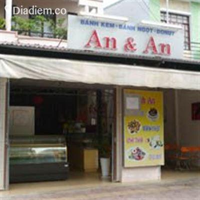 An & An – Bánh Kem