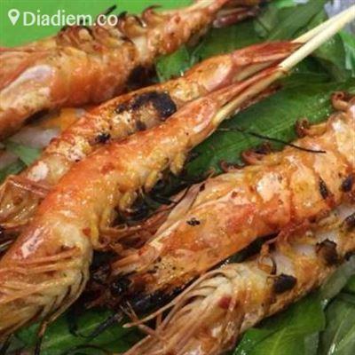 Bé Hiếu – Quán Hải Sản – Nguyễn Tất Thành
