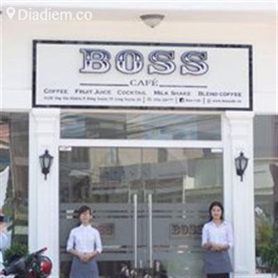 Boss Cafe – Ung Văn Khiêm