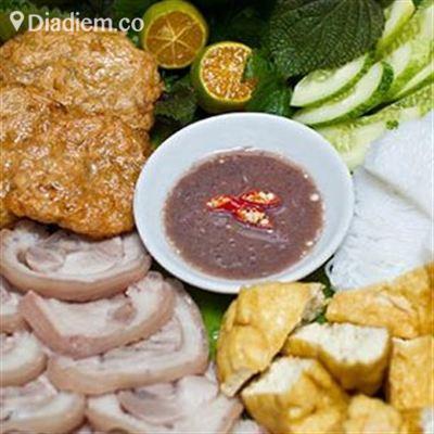 Bún Đậu Mắm Tôm – Hoàng Văn Thái