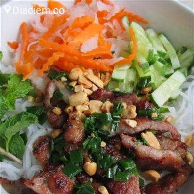 Bún Thịt Nướng – Nguyễn Trãi