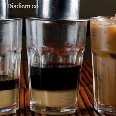 Cafe & Giải Khát – Nguyễn Huệ
